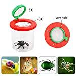 TAOtTAO,Magnifier Backyard Explorer Insect Bug Viewer Collecting Kit for Children