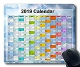 2019 Kalender-Mauspads, Mauspad, Himmelhoch Gaming-Mauspad