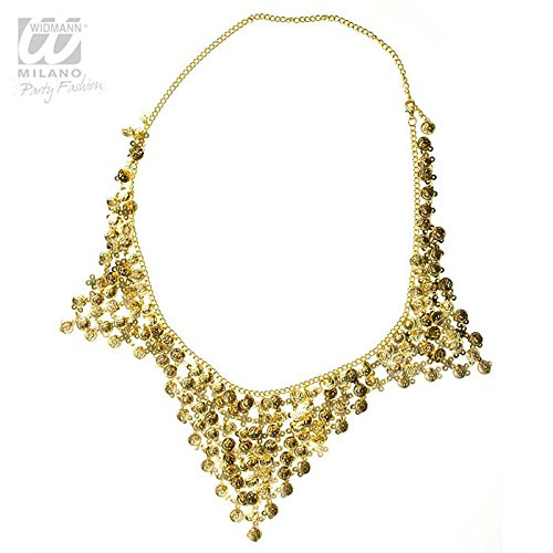 Gipsy Gold Coins Belts Accessory for Fancy Dress