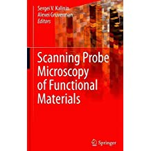 Scanning Probe Microscopy of Functional Materials: Nanoscale Imaging and Spectroscopy