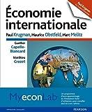 Economie internationale - Avec My EconLab, un programme d'auto-apprentissage et d'évaluation facile d'utilisation, pour travailler seul et à son rythme