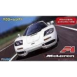1/24 realista serie de autos deportivos SPOT No.7 McLaren F1 DX