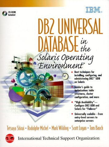 DB2 Universal Database in the Solaris Operating Environment (DB2 Enrichment)