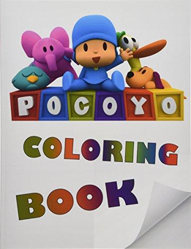 POCOYO coloring book por Mrs Kelinka