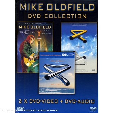 Mike Oldfield DVD Collection (Doppel-DVD + Audio-DVD)