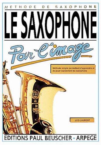 Le saxophone par l'image