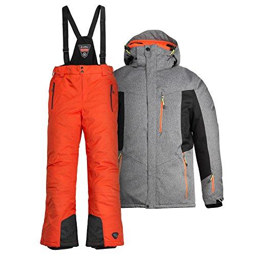 Killtec Herren Skianzug Skijacke + Skihose Farb- und Größenwahl Test