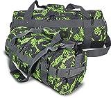 Tasche Eclipse GX Holdall Zombie Stretch Poison grün