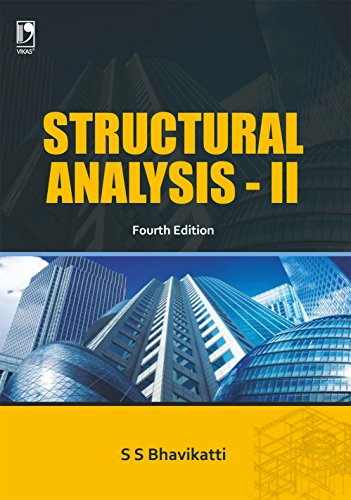 Pdf] matrix methods of structural analysis by s. S. Bhavikatti book.