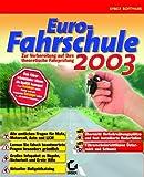 Euro-Fahrschule 2003, 1 CD-ROM Zur optimalen Vorbereitung auf die theoretische Führerscheinprüfung. Für Windows 95/98/NT 4/2000/Me/XP -