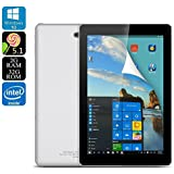 Tablette 9 Pouces Dual Boot Windows 10 Android 2Gb Ram Cpu Intel 32Go