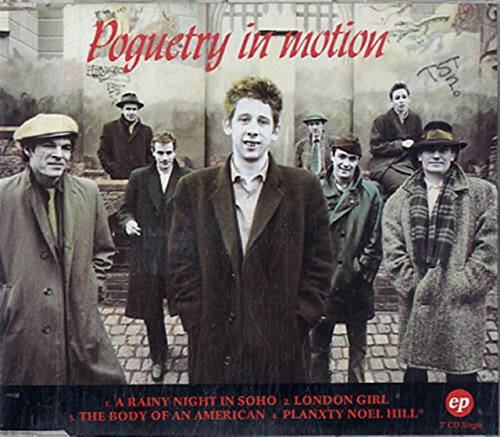 Poguetry in motion e.p. (1991)