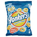 Yonkers Snack al Formaggio - 100 gr