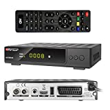 HB-DIGITAL & Opticum AX C100 HD Receiver für digitales Kabelfernsehen (HDMI, SCART, USB 2.0, Mediaplayer)