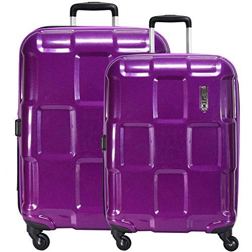Epic Crate ex 4-Rollen-Trolley Set 2-tlg.