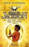 Libros Descargar en linea ULTIMO HEROE DEL OLIMPO Rtca Nva Portada PercyV Narrativa Joven (PDF y EPUB) Espanol Gratis