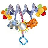 PIXNOR Babybett Anhänger Plüschtiere Spielzeug