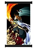 Avatar: The Legend of Korra Cartoon Fabric Wall Scroll Poster (16 x 30 Inches) by Avatar Legend of Korra...