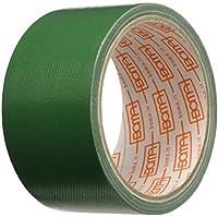 Boma - B47008300012- Cinta de tela adhesiva para reparaciones, color verde, 50mm x 10m