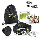 Gymform® ABS & CORE PLUS Elektrostimulation der Bauch- und Rückenmuskeln - Original aus TV-WERBUNG