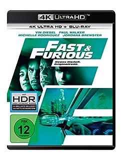 Fast & Furious: Neues Modell. Originalteile. (4K Ultra HD) (+ Blu-ray 2D)