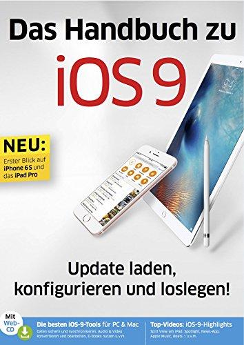 iOS 9 - Das große Handbuch