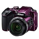 Best Digital Slr Cameras - Nikon B500 Coolpix Digital Compact Camera - Plum Review