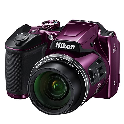 Nikon Coolpix B500 Kamera pflaume Executive Hd System
