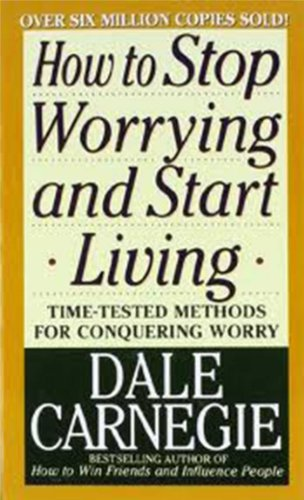 how-to-stop-worrying-and-start-living-english-edition