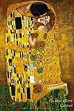 Gustav Klimt Carnet: Le Baiser | Élégant et Pratique | 120 Pages Avec Papier Ligné