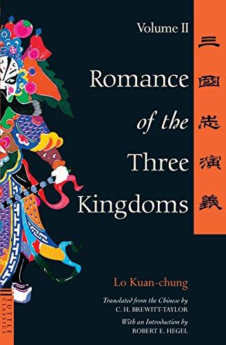 Romance of the Three Kingdoms Volume 2: Vol 2 (Tuttle Classics) por Lo Kuan-Chung