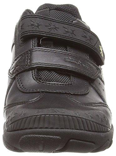 Start Rite Jungen Tarantula Large Sneakers Nero (Black)