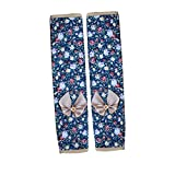 #4: Kuber Industries™ Multi-Purpose Handle Cover For Car/ Refrigerator/Oven (1 Pair) Color & Print Might Be Vary As Per Availability