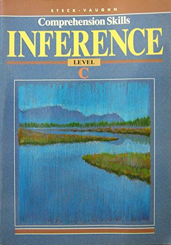 Steck-Vaughn Comprehension Skills: Inference Level C by Steck Vaughn (1992-08-02)