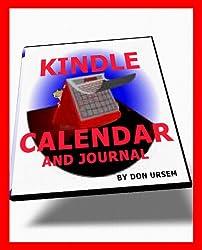 Best Kindle 2012 Calendar and Daily Journal (1-3 updated) .. Access Google Calendar Too