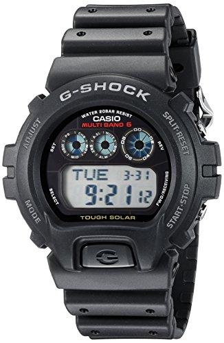 Casio - Herren -Armbanduhr- GW6900-1 (Casio Uhren Atomic)
