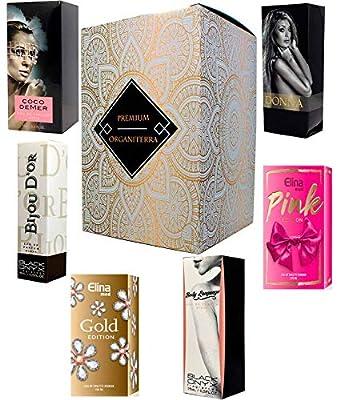 Set de Seis Perfumes