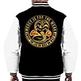 Cobra Kai Mercy Is For The Weak Men's Varsity Jacket