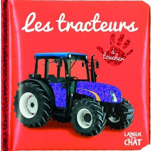 Bébé touche-à-tout - Les tracteurs