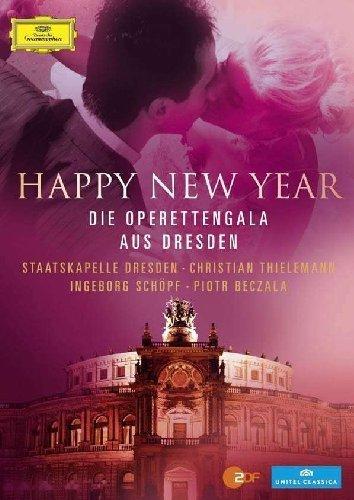 Various Artists - Happy New Year: Die Operettengala aus Dresden Preisvergleich