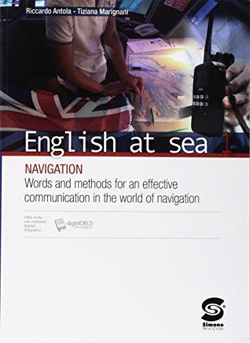 English at sea. Per le Scuole superiori. Con e-book. Con espansione online: 1