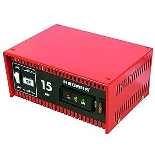 Absaar 111501110 Standard Batterieladegerät 15Amp 12V