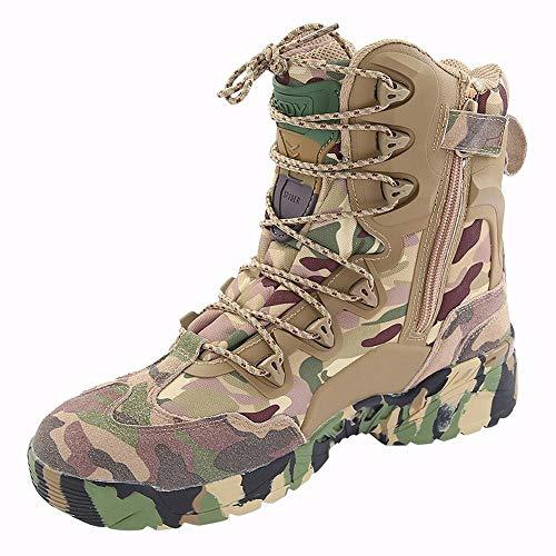 Army Tactical Stivali Trekking Scarpe Outdoor Special Boots Da Camouflage Combattimento Del Force Desert Lafe Bassi Spider PXn0ONZ8wk