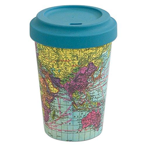 Becher BambooCUP - Around the World