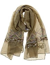 3aa5a080e95 Amazon.fr   Fashiongen - Echarpes et foulards   Accessoires   Vêtements