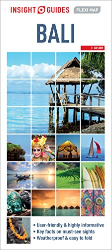 Price comparison product image Insight Guides Flexi Map Bali (Insight Flexi Maps)