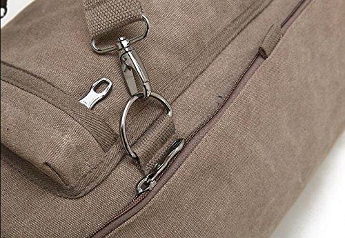 Neutral Multifunzionale Zaino Bag Canvas MYLL Blue Unisex Unisex MYLL Shoulder 1qwPTST