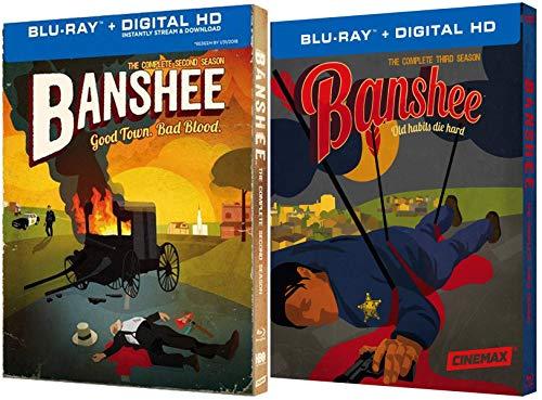 Banshee: TV Series Seasons 2-3 Blu-ray Collection