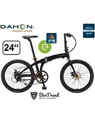 DAHON Faltrad Ios D9 24Zoll/9Gang/Scheibenbremsen
