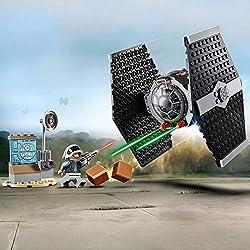 LEGO®-Star WarsTM L'attaque du chasseur TIE Jeu de construction, 9 Ans et Plus, 1024 Pièces 75237